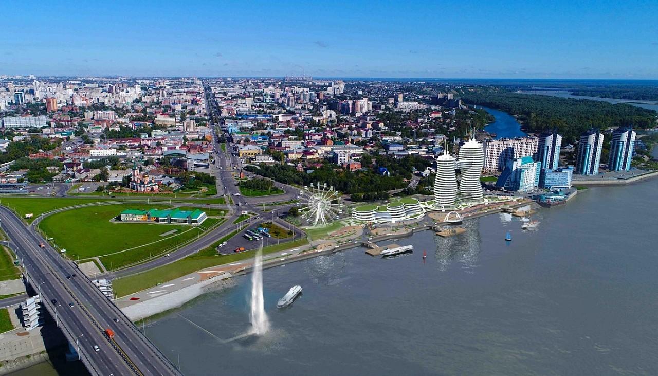 Небоскребы и набережная. Речной вокзал в Барнауле предлагают отдать под строительство ЖК