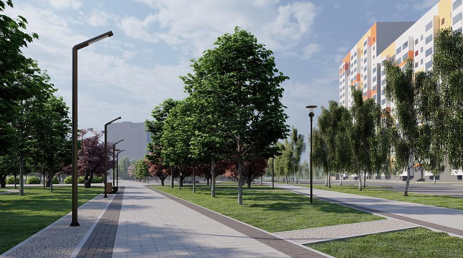 """В Барнауле благоустроят парк """"Изумрудный"""" и зеленую зону"""